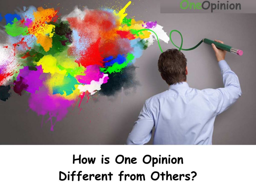 How is One Opinion Different from Others?