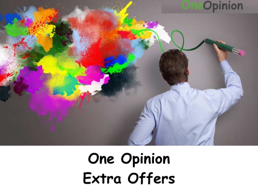 One Opinion  Extra Offers