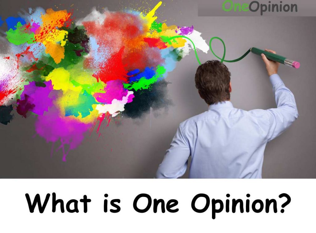 What is One Opinion?