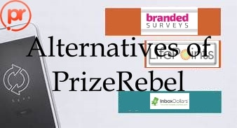 Alternatives of PrizeRebel