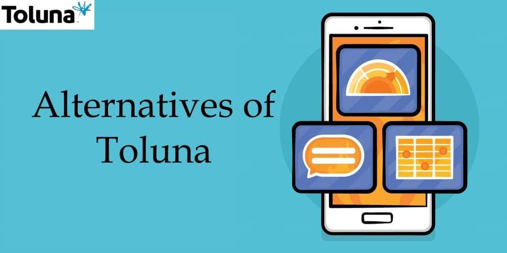 Alternatives of Toluna