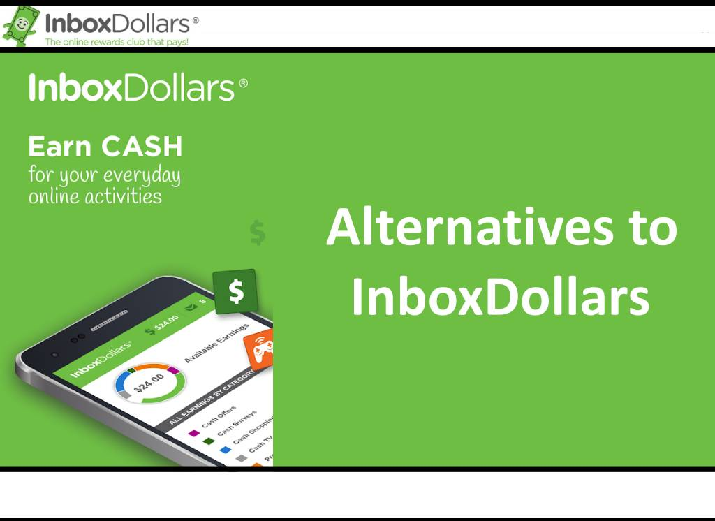 Alternatives to InboxDollars