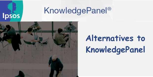Alternatives to KnowledgePanel