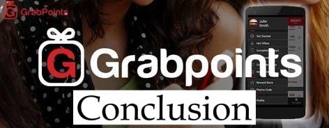 GrabPoints Conclusion