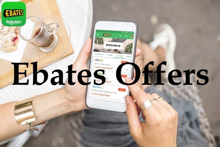 Ebates Offers