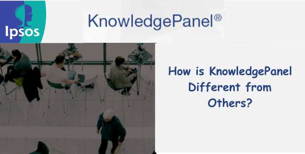 How is KnowledgePanel Different from Others?
