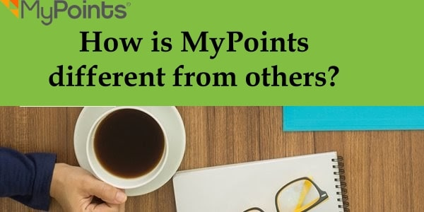 How is MyPoints different from others?