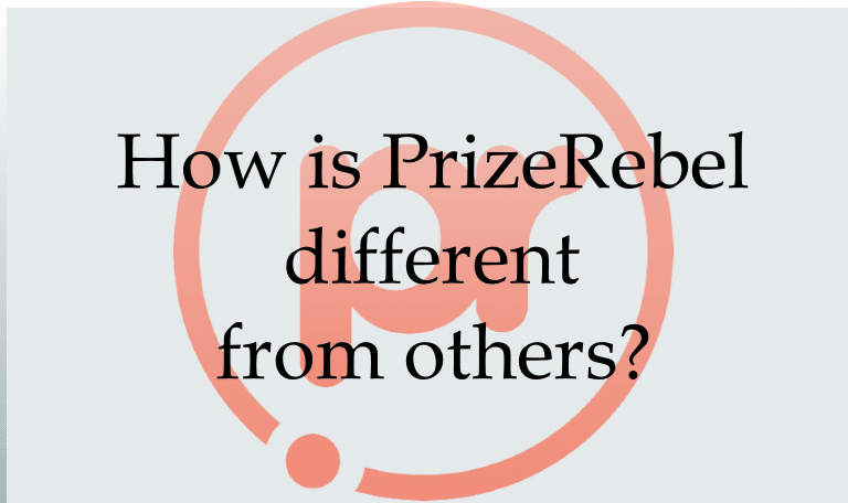 How is PrizeRebel different from others?