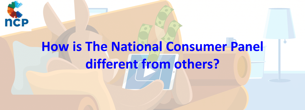 How is The National Consumer Panel different from others?