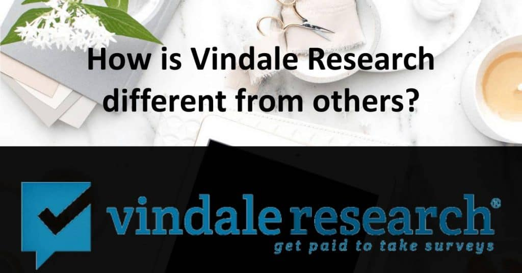 How is Vindale Research different from others?