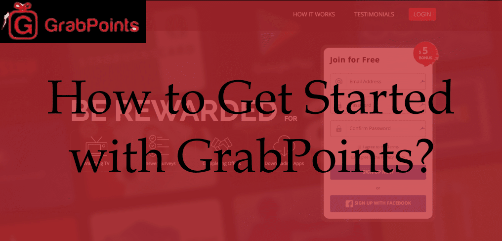 How to Get Started with GrabPoints?