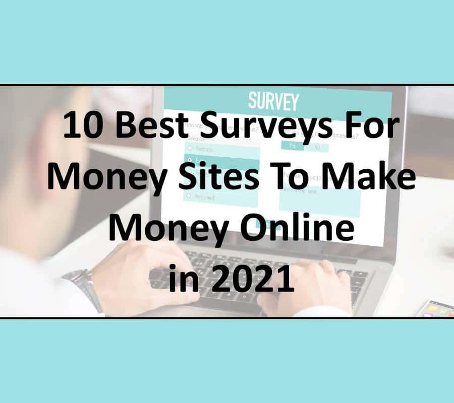 Surveys For Money Sites