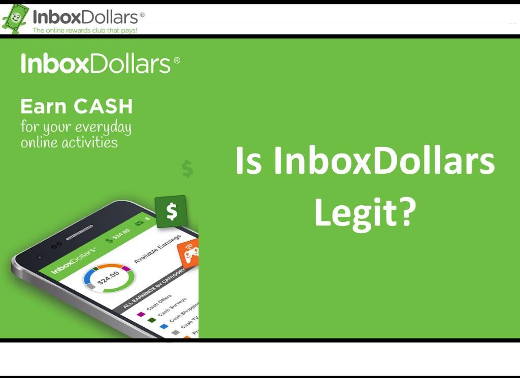 Is InboxDollars Legit?