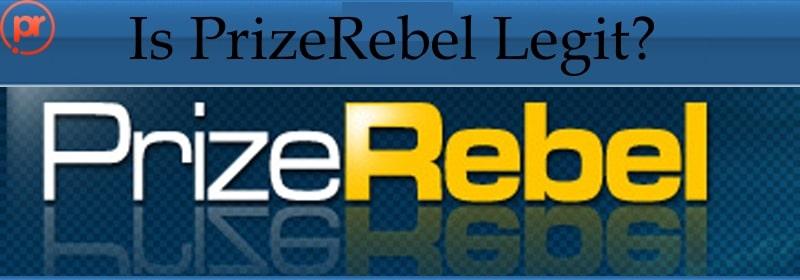 Is PrizeRebel Legit?