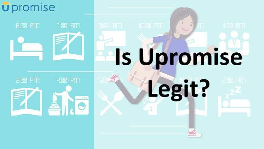 Is Upromise Legit?