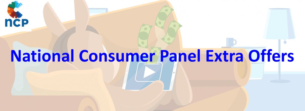 National Consumer Panel Extra Offers