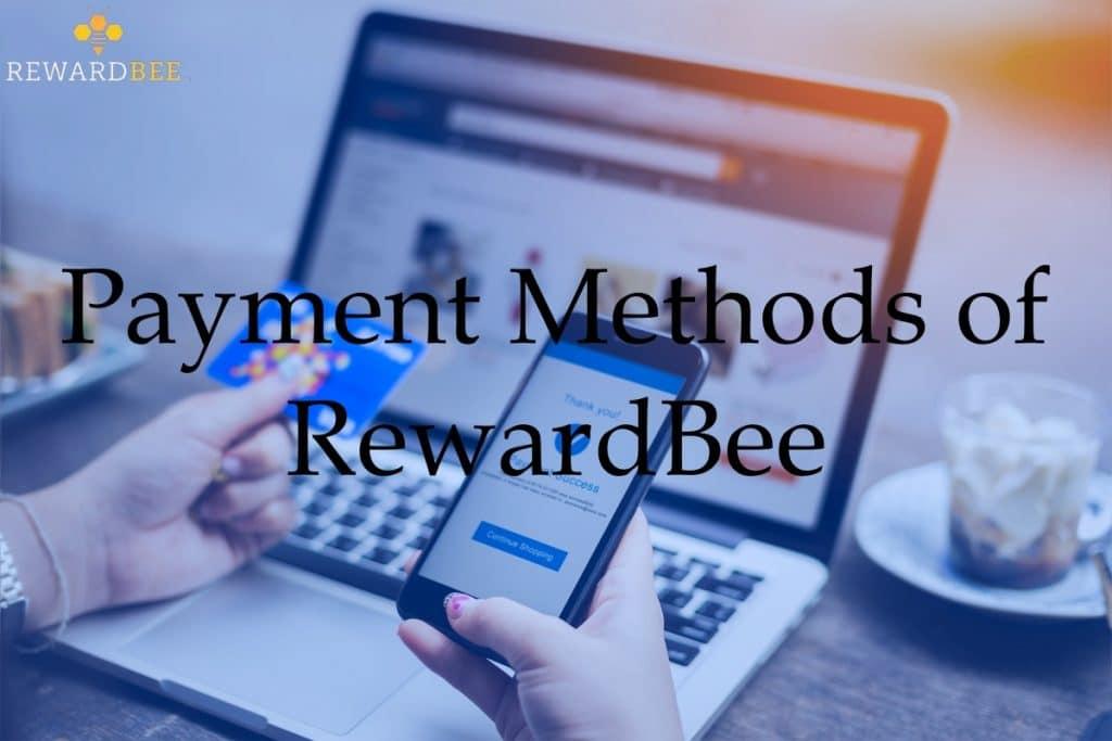 Payment Methods of RewardBee