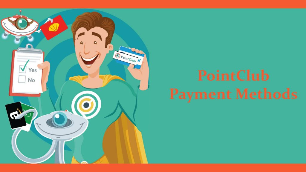 PointClub  Payment Methods