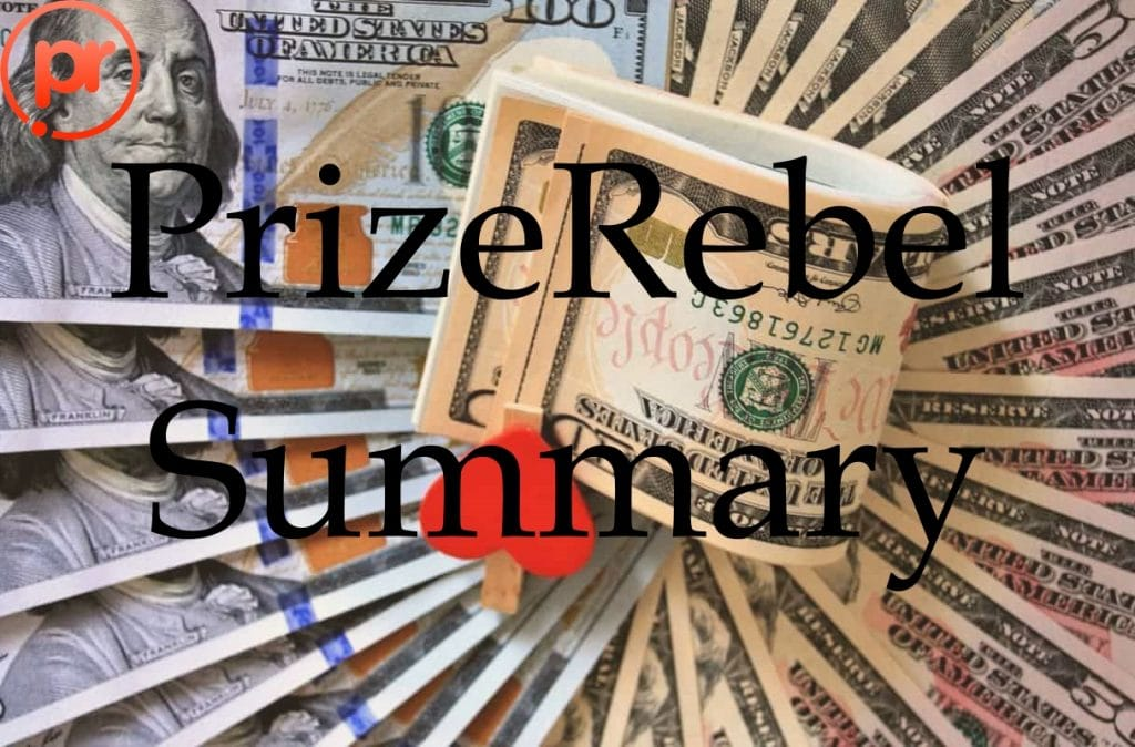 PrizeRebel Summary
