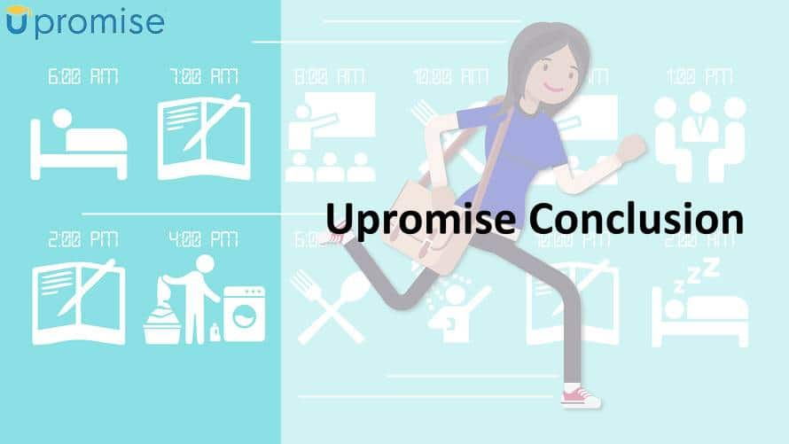 Upromise  Conclusion