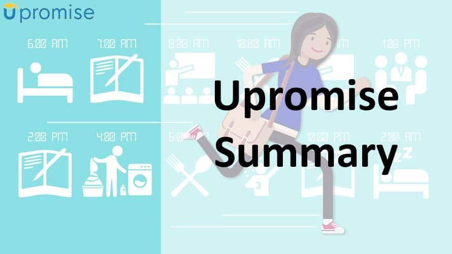 Upromise Summary