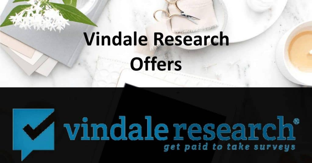 Vindale Research Offers