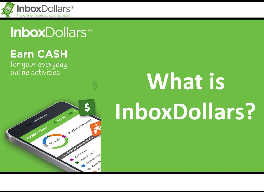 What is InboxDollars?