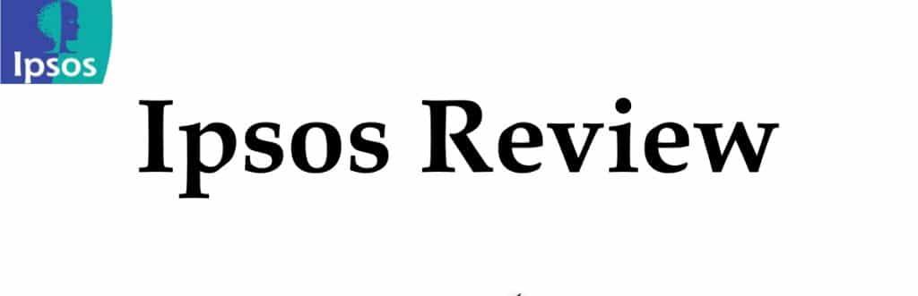 Ipsos Review