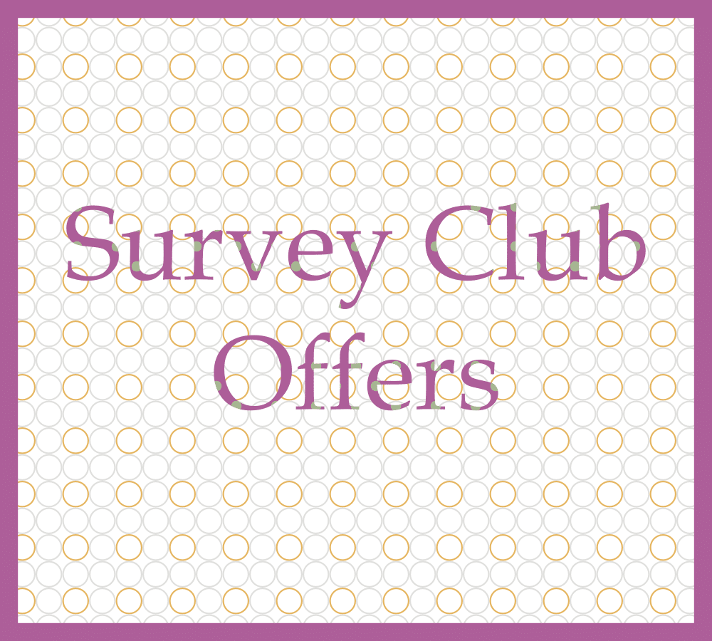 Survey Club Offers