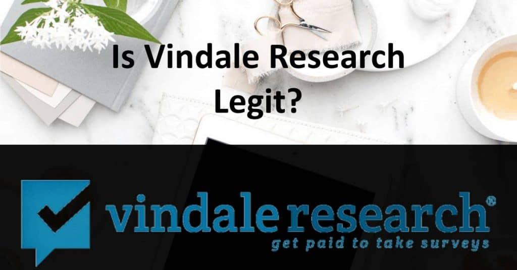 Is Vindale Research Legit?