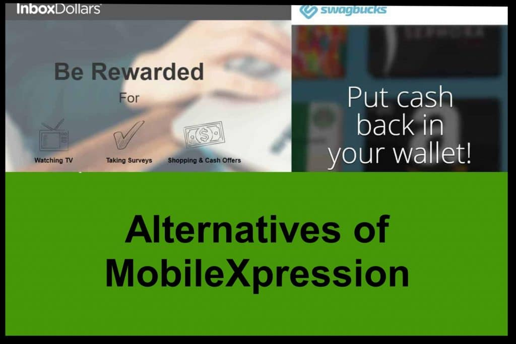 Alternatives of MobileXpression