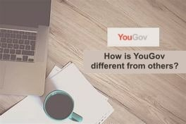 How is YouGov different from others?