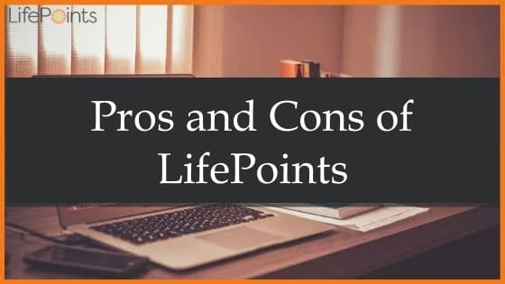 Pros and Cons of LifePoints