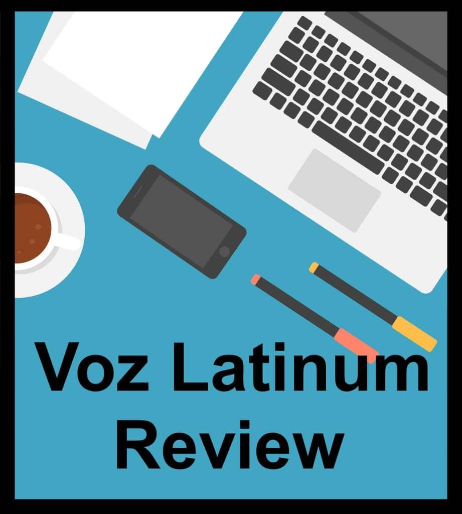 Voz Latinum Review