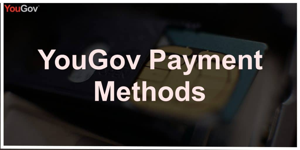 YouGov Payment Methods