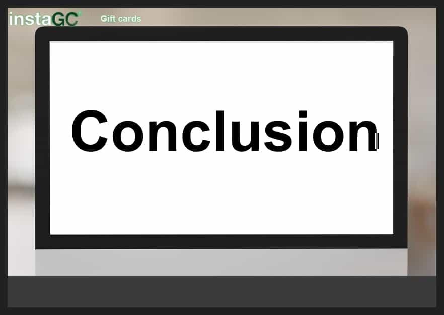 Instagc Conclusion