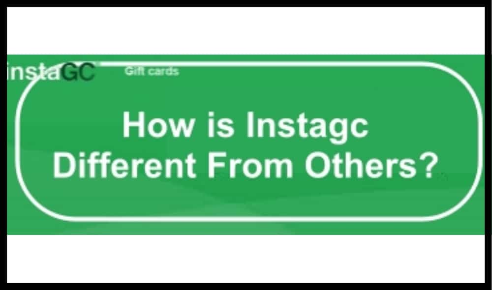 How is Instagc Different From Others?